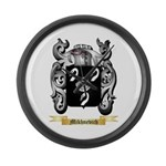 Mikhnevich Large Wall Clock