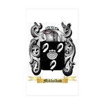 Mikhalkov Sticker (Rectangle 50 pk)