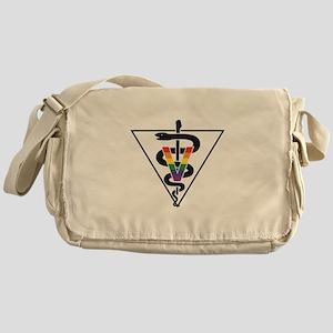 LGVMA LOGO Messenger Bag
