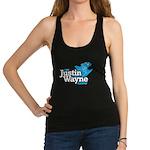 The Justin Wayne Show Women's Racerback Tank T