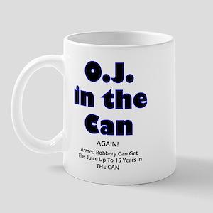 OJ in the Can Mug