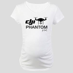 DJI PHANTOM PILOT Maternity T-Shirt