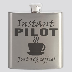 Instant Pilot Just Add Coffee Flask