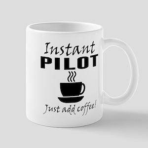 Instant Pilot Just Add Coffee Mugs