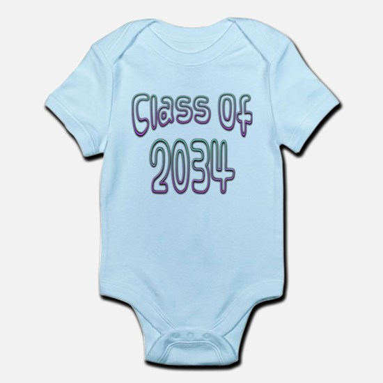 Class of 34 Body Suit