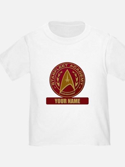 Starfleet Academy Command T