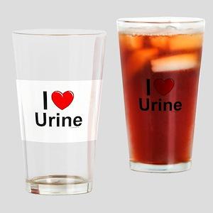 Urine Drinking Glass