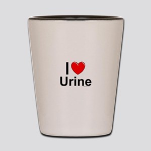 Urine Shot Glass