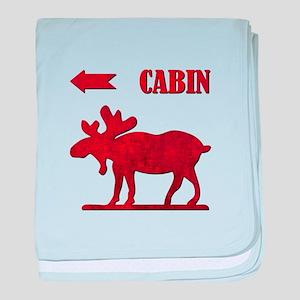 CABIN baby blanket