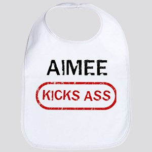 AIMEE kicks ass Bib