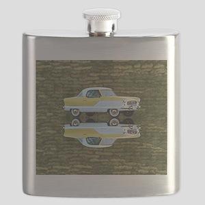 Nash Metropolitan Flask
