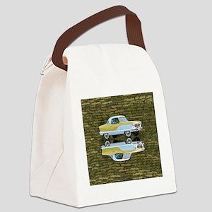 Nash Metropolitan Canvas Lunch Bag
