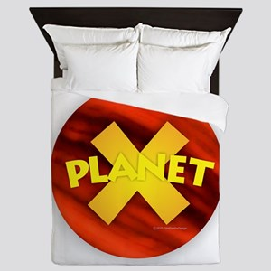 Planet X Queen Duvet