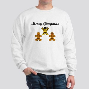 Merry Gimpmas (Black) Sweatshirt