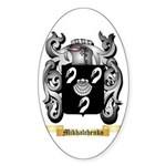 Mikhalchenko Sticker (Oval 50 pk)
