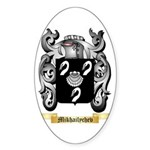 Mikhailychev Sticker (Oval 10 pk)