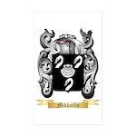 Mikhailin Sticker (Rectangle 50 pk)