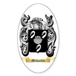 Mikhailin Sticker (Oval 50 pk)