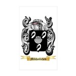 Mikhailichev Sticker (Rectangle 10 pk)