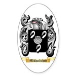 Mikhailichev Sticker (Oval 10 pk)