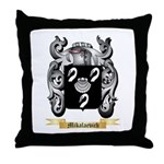 Mikalaevich Throw Pillow