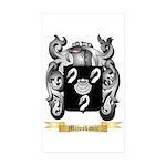 Mijuskovic Sticker (Rectangle 50 pk)