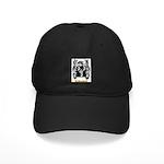 Mijatovic Black Cap