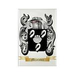 Mijatovic Rectangle Magnet (100 pack)