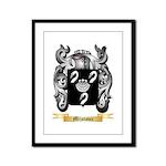 Mijatovic Framed Panel Print