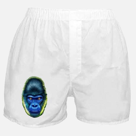 Funny Macaque Boxer Shorts