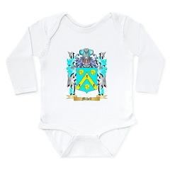 Mihell Long Sleeve Infant Bodysuit