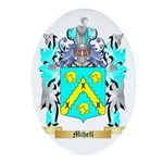 Mihell Oval Ornament