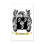Mihaly 20x12 Wall Decal