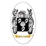 Mihajlovic Sticker (Oval 10 pk)