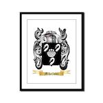 Mihajlovic Framed Panel Print