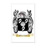 Mihailovic 35x21 Wall Decal