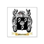 Mihailescu Square Sticker 3
