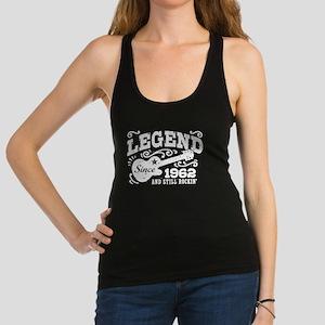 Legend Since 1962 Racerback Tank Top