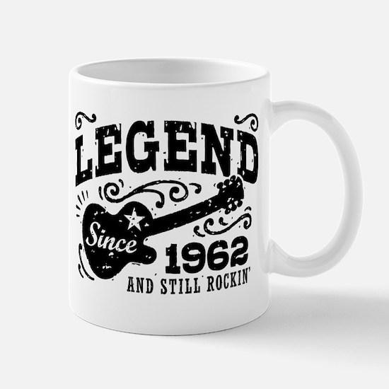 Legend Since 1962 Mug