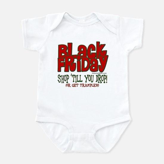 Black Friday Shop 'Till You Drop Infant Bodysuit