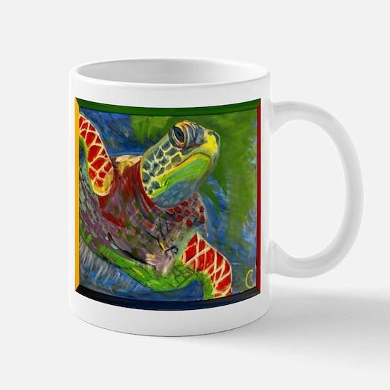 Sea Turtle Mugs