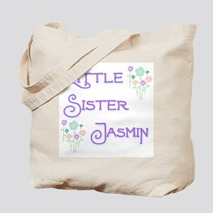 Little Sister Jasmin Tote Bag
