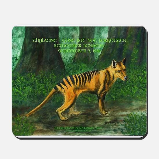 Thylacine Mousepad