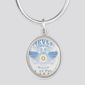 Never underestimate the power of oliver Necklaces
