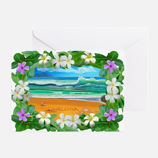 Aloha Hawaii Greeting Cards