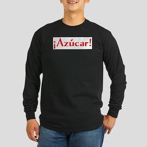 azucar Long Sleeve Dark T-Shirt