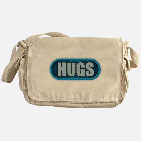 HUGS Messenger Bag