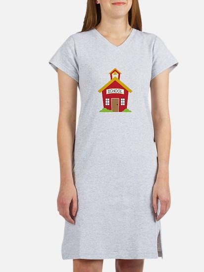 School House Women's Nightshirt