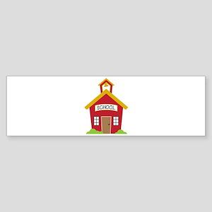 School House Bumper Sticker
