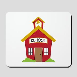 School House Mousepad